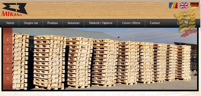 ambalaje din lemn