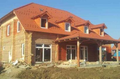 producatori case lemn maramures