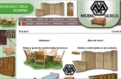 mobila din lemn de bucatarii dormitoare sufragerii