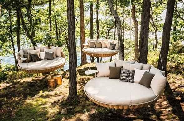 mobilier de gradina swingrest