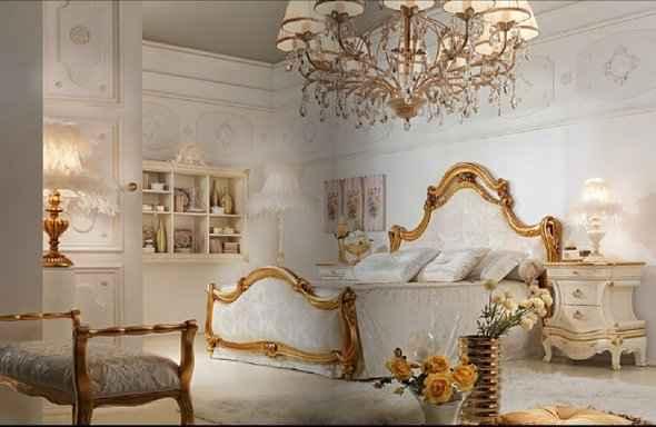 stilul baroc ludovic in design interior