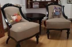 piese mobilier unicat cu design textil